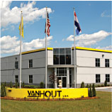 vanhout design image shot of factory